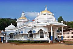 White temple Royalty Free Stock Photo