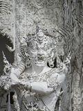 White Temple Stock Photos