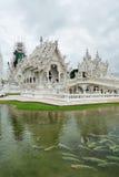 White Temple. Royalty Free Stock Photo