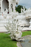White Temple. Stock Image