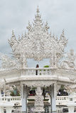 White Temple. Royalty Free Stock Images