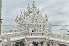 White Temple. Royalty Free Stock Photography