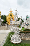 White Temple. Stock Photography
