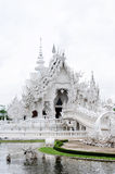 White Temple in Chiang Rai,Thailand Stock Photography