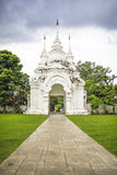 White temple Royalty Free Stock Image