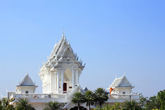 White temple Stock Photo