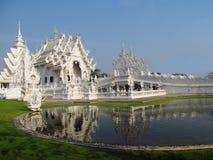 White Temple Wat Rong Khun inChiang Rai, Thailand Stock Image