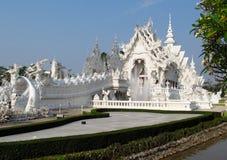 White Temple Wat Rong Khun inChiang Rai, Thailand Royalty Free Stock Photography