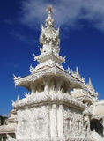 White Temple Royalty Free Stock Images