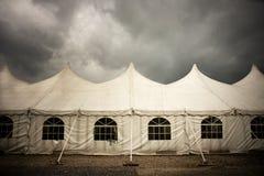 White tent Stock Photo