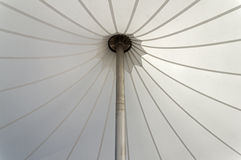 White Tent Canopy Royalty Free Stock Image