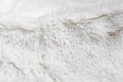 White terrycloth Royalty Free Stock Image
