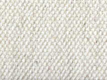 White textile texture Stock Photos