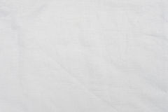 White textile texture background Royalty Free Stock Photography