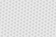 White texture background geometric cubes 3D Royalty Free Stock Image