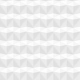 White texture - cubes seamless background. Royalty Free Stock Images