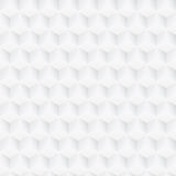 White texture - cubes seamless background. Stock Photography