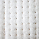 White texture made of fabric Royalty Free Stock Photo