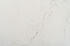 White texture of old painted relief wall Stock Photos