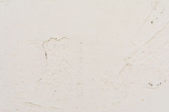 White texture of old painted relief wall Royalty Free Stock Photo