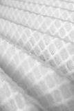 White texture, seamless background Stock Photography