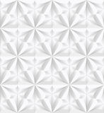 White texture. Vector illustration of the volume Stock Photography