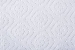 White textured paper Royalty Free Stock Photography