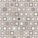 White textured seamless geometric wallpaper Stock Photo