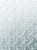 White textured window pane Royalty Free Stock Photography