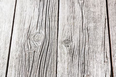 White textured wood background Stock Images