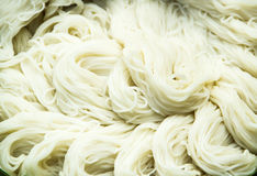 Thai noodle texture Royalty Free Stock Photo