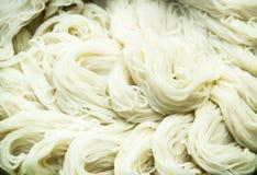 Thai noodle texture Royalty Free Stock Photo