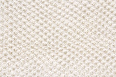 White Thread Texture Royalty Free Stock Images