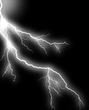 White thunder Royalty Free Stock Photography