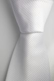 White tie Royalty Free Stock Image