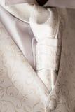 White tie Stock Photography
