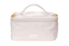 White tiilet-bag stock photo