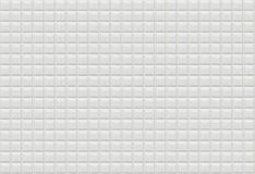 White tile. For sanitary background Stock Photos