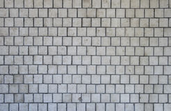 White tile background Stock Image
