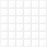 White tile background and texture detail Royalty Free Stock Images