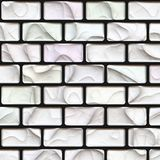 White tile floor Royalty Free Stock Photo