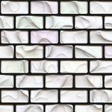 White tile floor Royalty Free Stock Photo