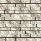 White tile wall Stock Photography