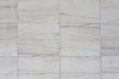 White tile wall texture, seamless Stock Photos
