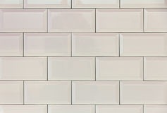 White tiles Royalty Free Stock Photos