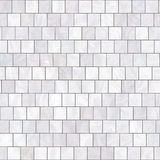 White tiles Stock Images