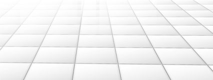White tiling texture Stock Photos