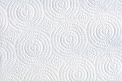 White tissue paper Royalty Free Stock Images