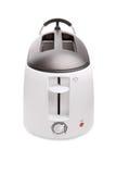 White toaster Royalty Free Stock Image