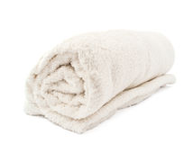 Free White Towel Royalty Free Stock Images - 18212649